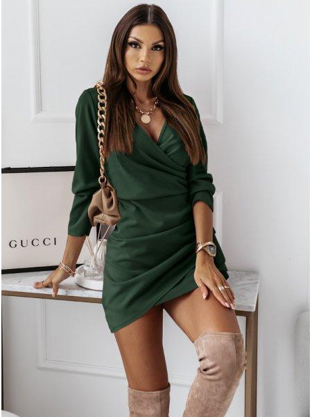 Przekładana sukienka z...