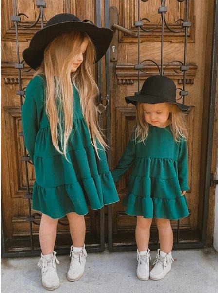 Dziewczęca sukienka...