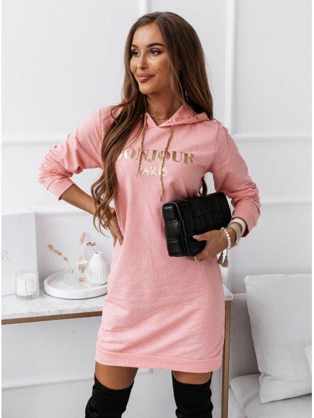 Różowa modna sportowa...
