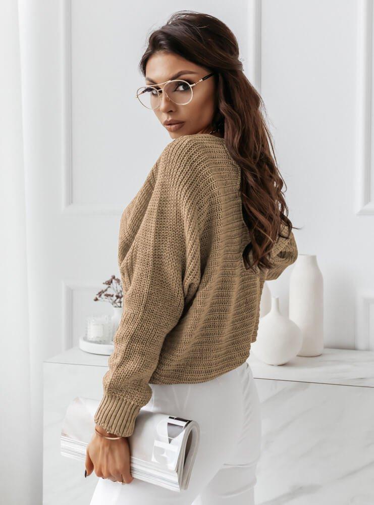 Sweterek nietoperz Lohtta - odcienie...