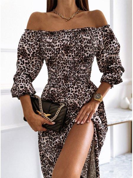 Sukienka hiszpanka z...