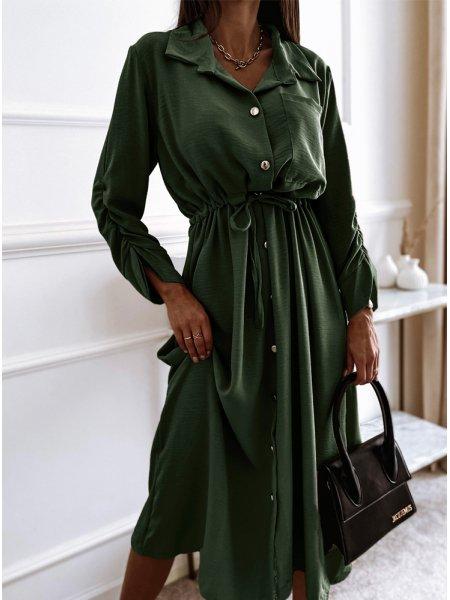 Sukienka ze ścigaczami na...