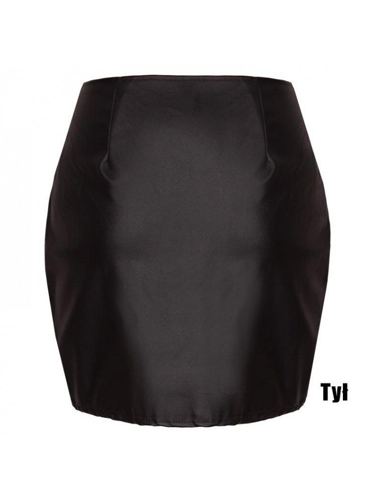 afe1d4d09a6f49 Lateksowa spódnica - cena, opinie | sklep internetowy Pakuten