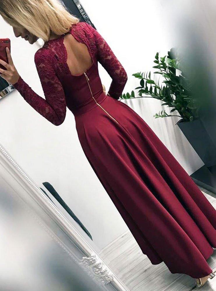 fcfc182e33 Bordowa asymetryczna sukienka valeri - cena