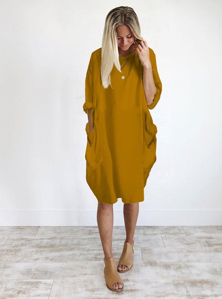 f185afa726 Luźna sukienka marina - cena