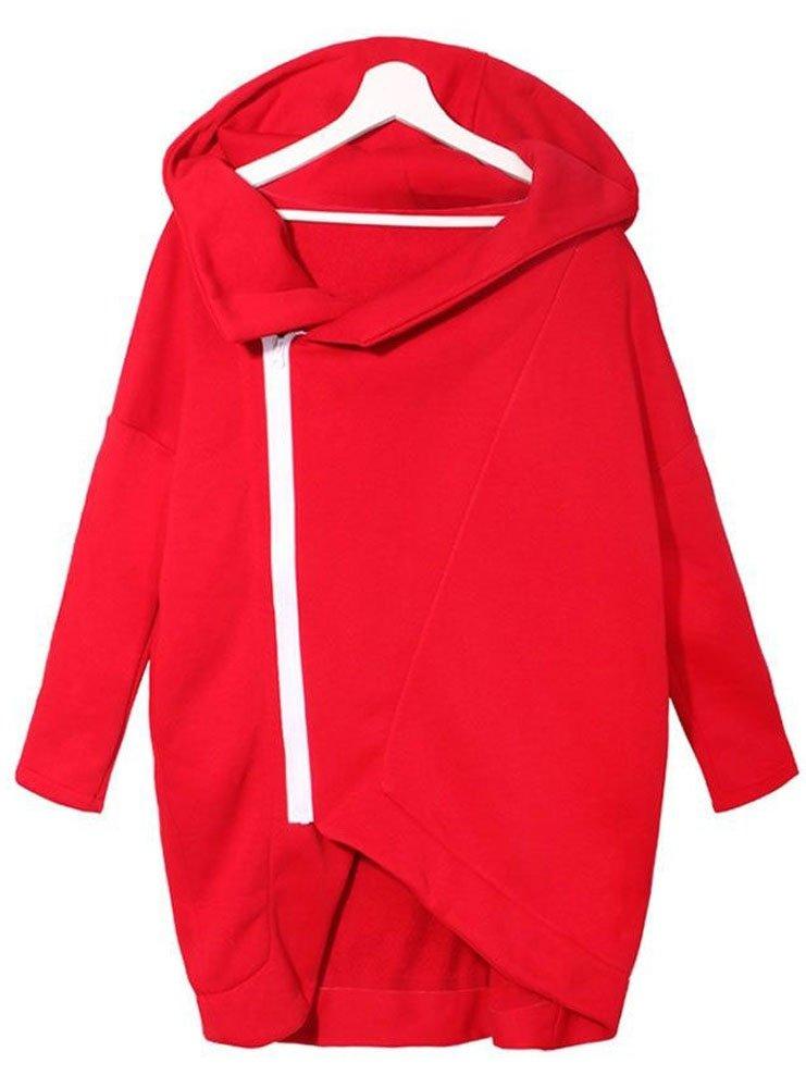 2eb6ca81 Asymetryczna bluza oversize - cena, opinie | sklep internetowy Pakuten