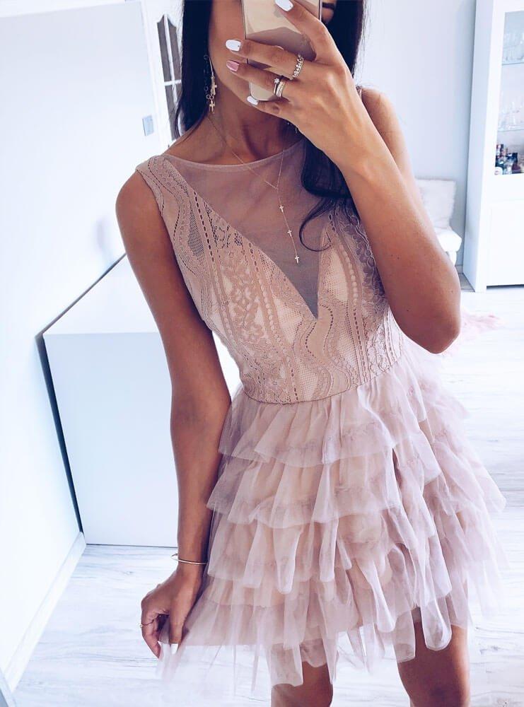 6380bc751f50be Sukienki na 18stkę i urodziny - sklep internetowy Pakuten